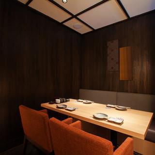 【最大宴会36名様】趣深い大小個室で九州料理を堪能。