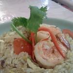 タイ料理研究所 - エビのアップ