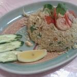 タイ料理研究所 - カオパックン
