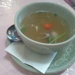 タイ料理研究所 - スープ