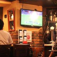 アボットチョイス - お酒を飲みながらサッカー観戦。ワールドカップも放映します。
