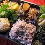 健康食工房 たかの - 自然食:マクロビオテイック:穀物菜食:玄米菜食のお弁当 http://kirameki-takano.com