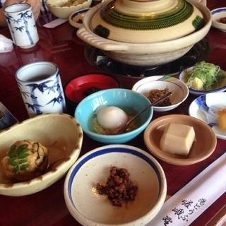 嵯峨野 - 大好きなお友達と行く桜の京都嵐山 湯豆腐のお店でランチしました