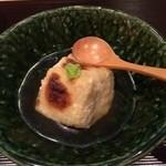 28145806 - 豆乳焼き胡麻豆腐