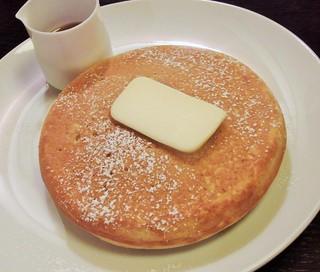 ポンジーズテーブル - 2014年6月メープルバターパンケーキ