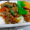 ほっともっと - 料理写真:焼肉コンビ弁当 390円