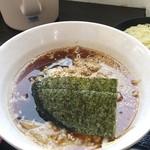 まるしん - ごまだれつけ麺
