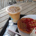 シアトルズ ベストコーヒー - セットSBCラテ アイス