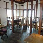 福丸珈琲 - 2階席