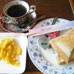 どいる - コーヒーモーニング(¥380)