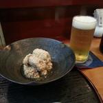 潮寿し - 通し&ビール