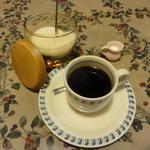 ピノ - コーヒーとセット