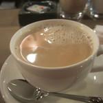 六曜社 - ミルクコーヒー