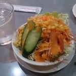 カシミール - サラダ