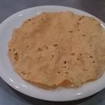 カシミール - しお豆のせんべい