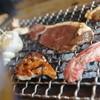 ばんけい苑 - 料理写真:焼くべし焼くべし!!