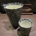 酒菜竹のした - 日本酒