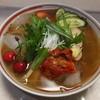 韓美膳 DELI - 料理写真:自宅にて 冷麺 【 2014年6月 】