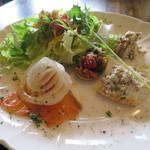 CASA MIA - 前菜4種盛り