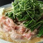 """薩摩ごかもん - メインで選べる『沖縄県産紅豚の""""どか味噌鍋""""』"""