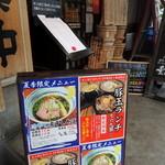 28166512 - 2014年6月12日(木) 店舗入口の掲示