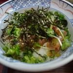 磯料理 魚伝 - 丼ぶりアップ