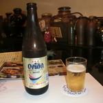 ふーちばー - オリオンビール