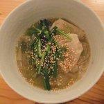 ユウアン - 韓国風胡麻葱スープ