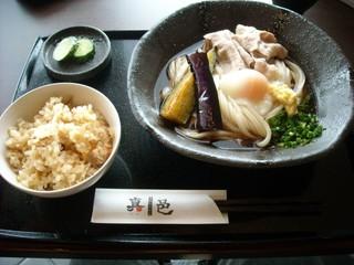 真邑 - 葉月(8月限定メニュー) \980