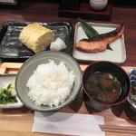 28170188 - 時鮭西京焼きセット¥1,200