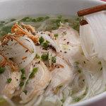 ニャー・ヴェトナム - 蒸し鶏のフォー