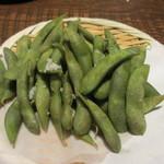 九州 熱中屋 - 黒枝豆