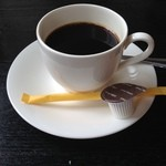 28171604 - コーヒーもセットです ちょっと濃いめ?