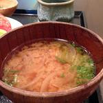 自然菜食 りんどう - お味噌汁