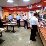 中野坂上 ハーモニータワー けやきガーデン - 麺類・定食・丼コーナーと機能的に分かれてます(2014.Feb)