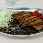 ゴーゴーカレー - ロースカツカレー(680円)