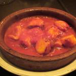 バルデビス - トリッパのトマト煮込み