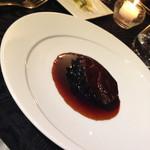 ラ・クール - 牛ホホ肉の煮込み