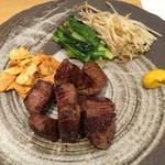 ステーキ割烹 富士 - レディースコース