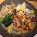 ステーキ割烹 富士 - シーフード