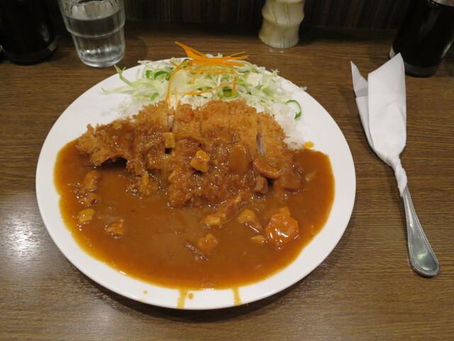 キッチン大正軒 - ロースカツカレー 1,000円