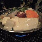 一休 - 湯豆腐鍋