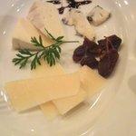 2818679 - チーズ盛り合わせ(3種)