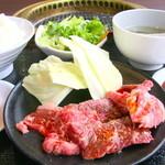 王道 - 上焼肉定食