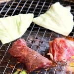 王道 - 厚みのあるお肉