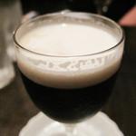 ライムライト - 琥珀の女王650円。                             コーヒーの一番美味しい部分を凝縮したものだそうです。