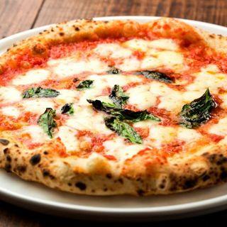 Pizzaトマトベース「マルゲリータ」