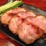 味丸 - 三元豚チャーシュー