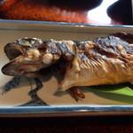 いわな - 岩魚の塩焼き単品は700円