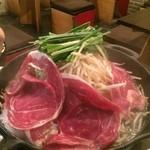 28188509 - マトンロール、ラムロール&野菜盛り合わせ